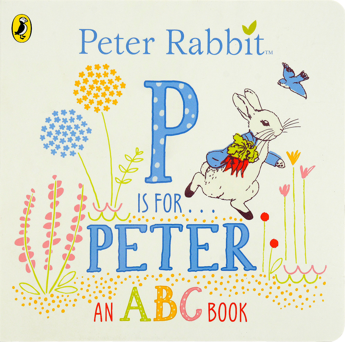 P is for Peter in ABC Book