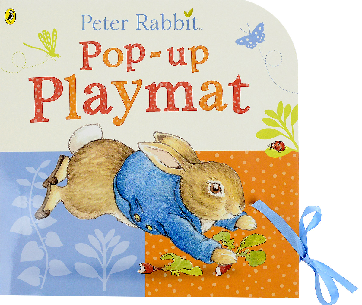 Pop-up Playmat touch and feel