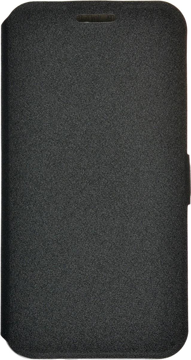 Prime Book чехол для Samsung Galaxy J3 (2016), Black2000000090955Чехол Prime Book для Samsung Galaxy J3 (2016) выполнен из высококачественного поликарбоната и экокожи. Он обеспечивает надежную защиту корпуса и экрана смартфона и надолго сохраняет его привлекательный внешний вид. Чехол также обеспечивает свободный доступ ко всем разъемам и клавишам устройства.
