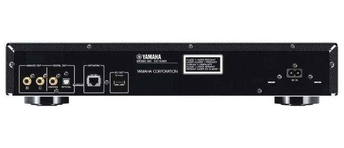 CD-плеер Yamaha CD-N301, Black