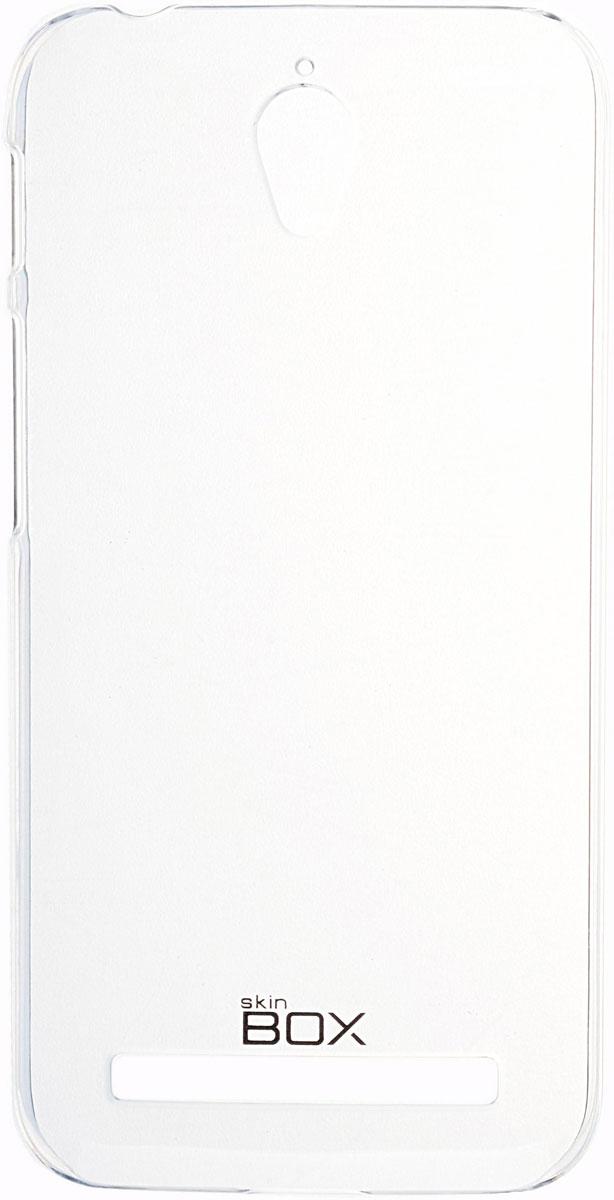 Skinbox 4People Crystal чехол для Asus ZenFone Go ZC451TG, Transparent