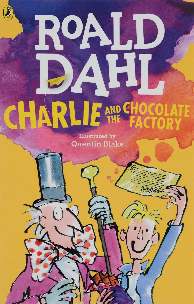 Купить Charlie and the Chocolate Factory,