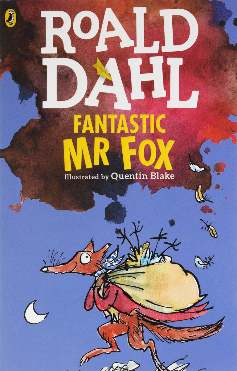 Fantastic Mr Fox dahl r fantastic mr fox
