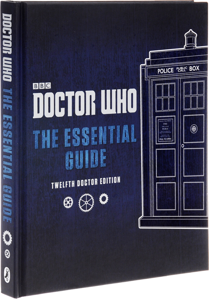 Doctor Who: The Essential Guide: 12th Doctor Edition футболка рингер printio доктор кто doctor who