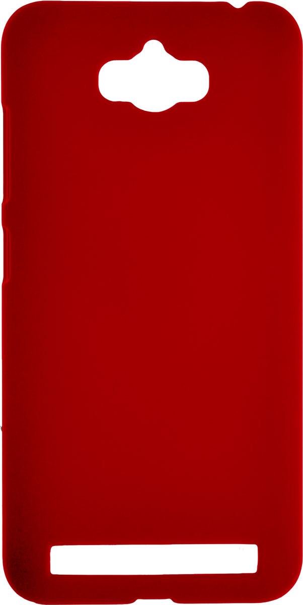 Skinbox 4People чехол для Asus Zenfone Max (ZC550KL), Red2000000090733Чехол-накладка Skinbox 4People для Asus Zenfone Max (ZC550KL) бережно и надежно защитит ваш смартфон от пыли, грязи, царапин и других повреждений. Выполнен из высококачественного поликарбоната, плотно прилегает и не скользит в руках. Чехол-накладка оставляет свободным доступ ко всем разъемам и кнопкам устройства.