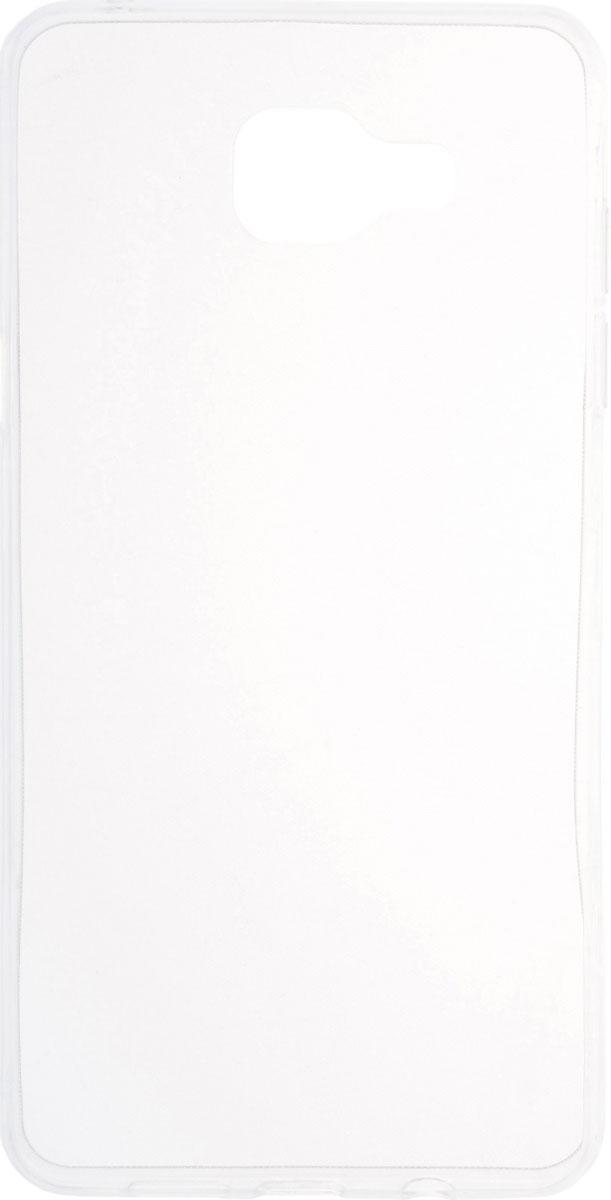 Skinbox Slim Silicone чехол для Samsung Galaxy A5 (2016), Transparent skinbox slim silicone чехол для samsung galaxy a3 2016 transparent
