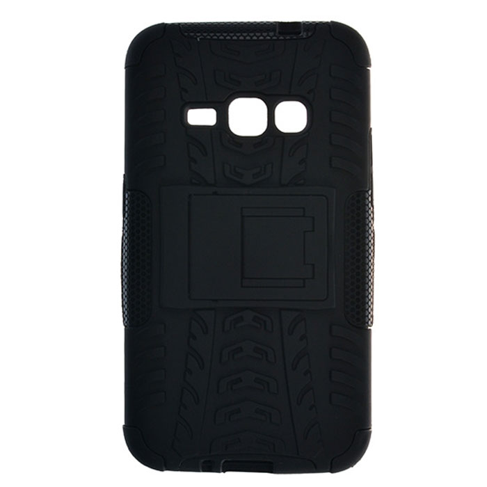 Skinbox Defender Case чехол для Samsung Galaxy J5 (2016), Black samsung galaxy j5 black цена