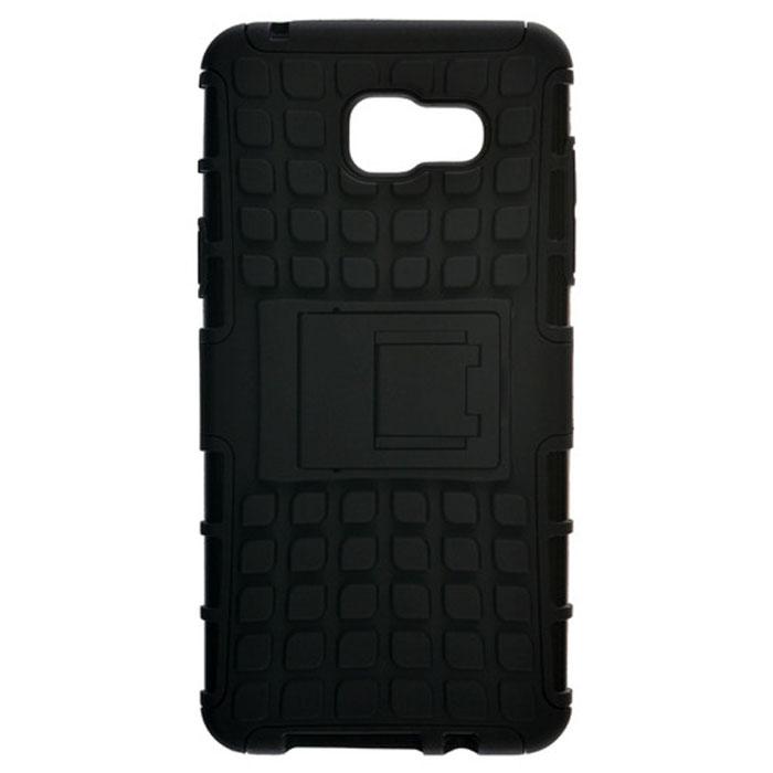 Skinbox Defender Case чехол-накладка для Samsung Galaxy A5 (2016)2000000088020Чехол-накладка Skinbox Defender Case для Samsung Galaxy A5 (2016) бережно и надежно защитит ваш смартфон от пыли, грязи, царапин и других повреждений. Выполнена из высококачественного поликарбоната, плотно прилегает и не скользит в руках. Чехол-накладка оставляет свободным доступ ко всем разъемам и кнопкам устройства.