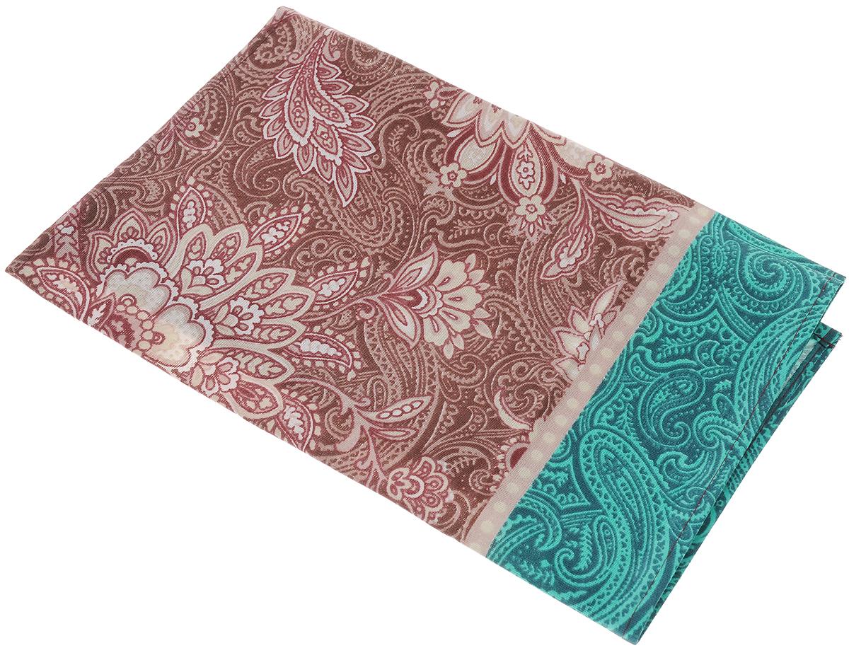 Полотенце кухонное Roko, 60 х 30 см. 115345115345Кухонное полотенце Roko, выполненное из бязи (100% хлопка), оформлено оригинальным принтом. Изделие предназначено для использования на кухне и в столовой. Оно отлично впитывает влагу, быстро сохнет, сохраняет яркость цвета и не теряет форму даже после многократных стирок. Такое полотенце станет отличным вариантом для практичной и современной хозяйки.Рекомендуется стирка при температуре 40°C. Уважаемые клиенты! Товар поставляется в ассортименте. Возможны изменения в цвете или дизайне изделия. Поставка осуществляется в зависимости от наличия на складе.