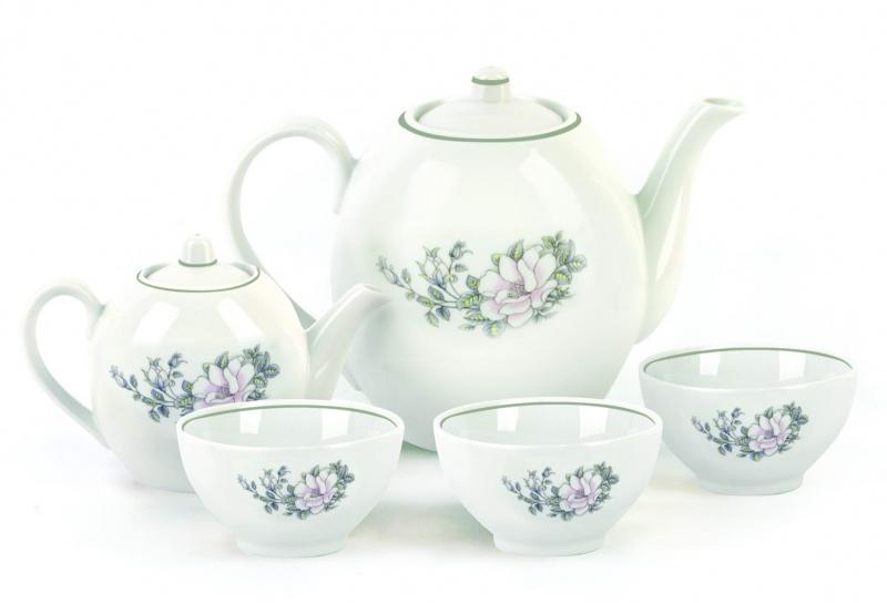Набор чайный Фарфор Вербилок Собрание. Контесса. 47806104780610Предметы выполнены так, чтобы Вам было максимально удобно держать их в руках во время чаепития.