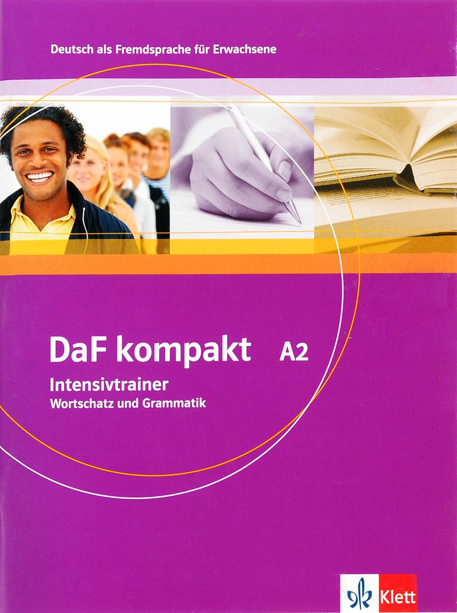 Daf Kompakt А2: Intensivtrainer: Wortschatz und Grammatik comfort address daf 021