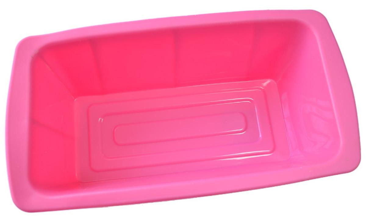 Форма для кекса Marvel, 25,3 х 13,2 х 6,5 см4018Форма для кекса Marvel изготовлена из высококачественного жаропрочного силикона, отвечающего самому строгому европейскому стандарту качества. Изделие отличается стойкостью к высоким температурам, а также обладает антипригарными свойствами, за счет чего выпечка легко вынимается и не пригорает. Форма не прихотлива, ее легко мыть и удобно хранить. Специальная форма изделия идеально подходит для выпечки кексов.