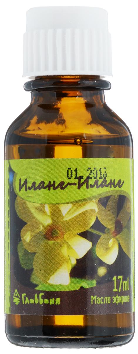 """Эфирное масло Главбаня """"Иланг-иланг"""" оказывает   успокаивающее действие, нормализует высокое кровяное   давление, стимулирует интуицию и творческий потенциал,   помогает при кожных проблемах, а также считается   афродизиаком. Масло можно использовать для банных процедур, добавив 3-5   капель на 1 литр горячей воды для подачи на каменку.   Также масло прекрасно подойдет для ароматерапии или   массажа.      Краткий гид по парфюмерии: виды, ноты, ароматы, советы по выбору. Статья OZON Гид"""