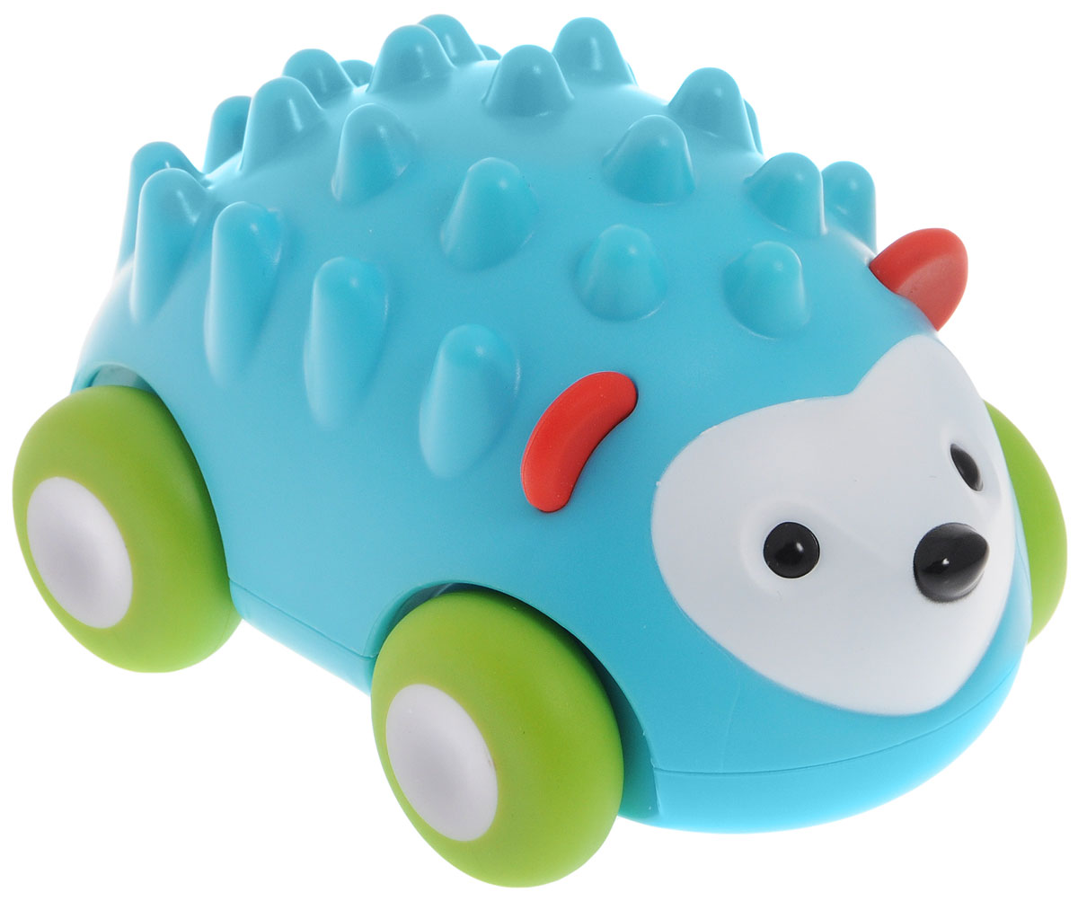 Skip Hop Развивающая игрушка-каталка Ежик skip hop развивающая игрушка каталка пчела