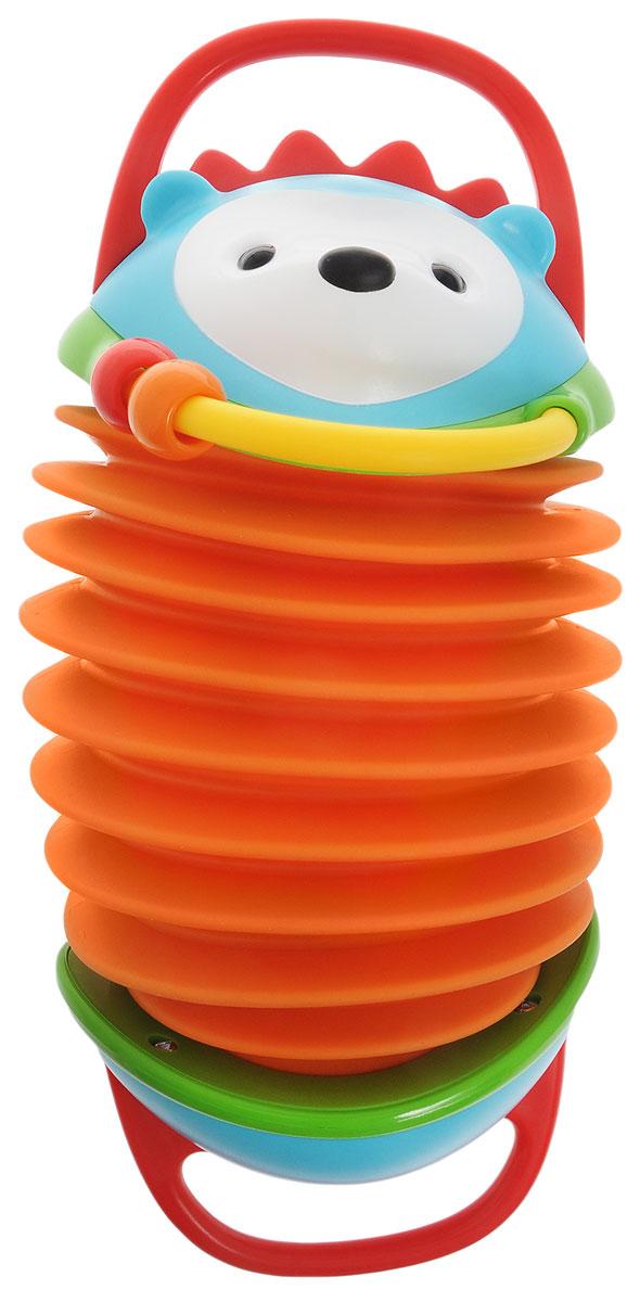 Skip Hop Развивающая игрушка Ежик аккордеон skip hop развивающая игрушка каталка пчела