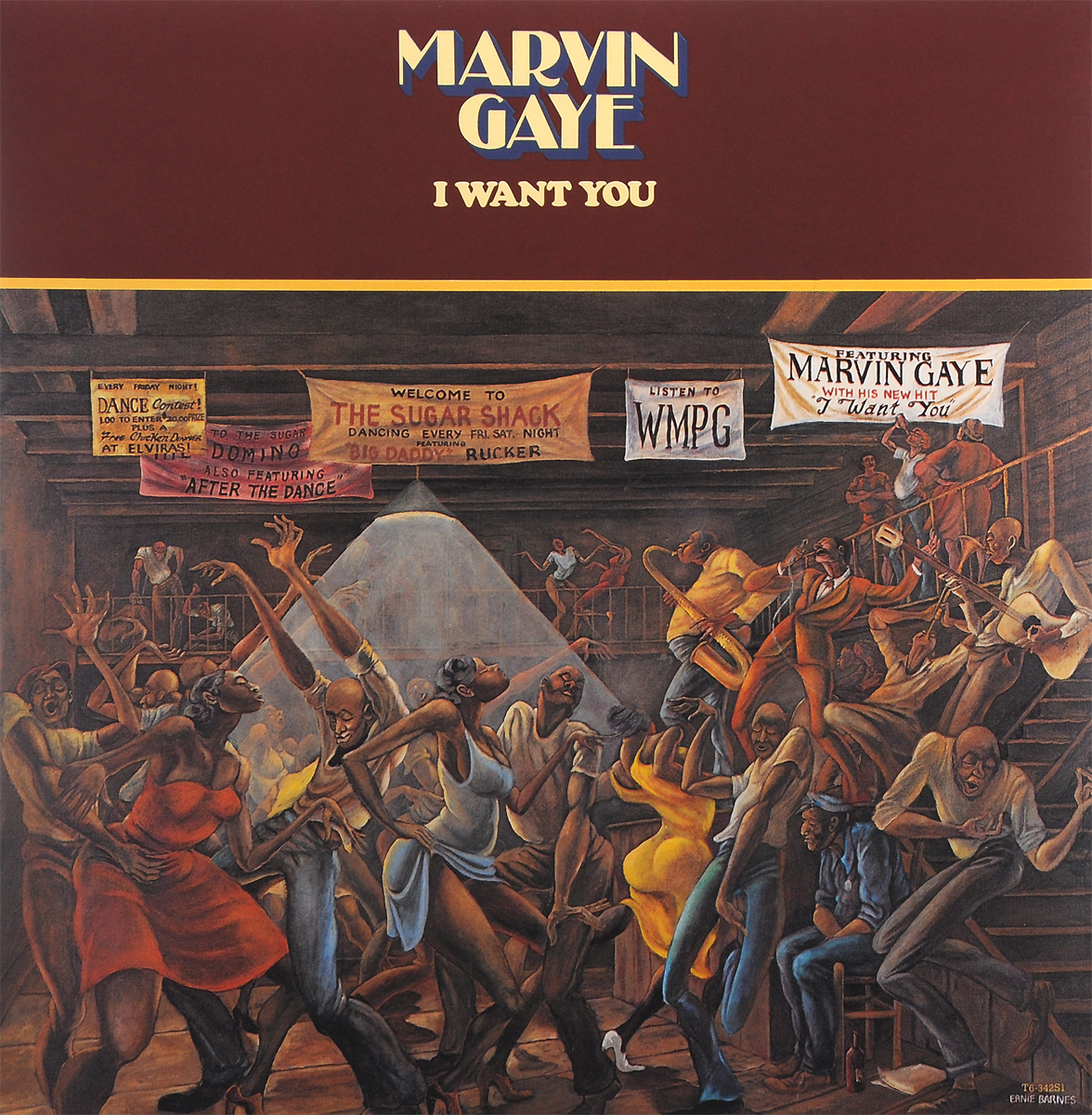 Марвин Гэй Marvin Gaye. I Want You (LP) марвин гэй marvin gaye volume jne 1961 1965 7 lp