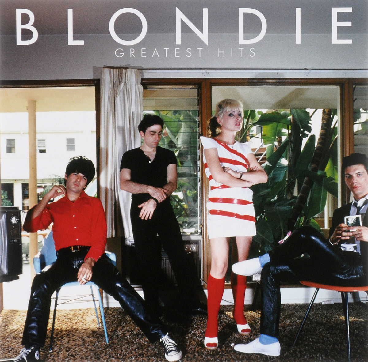 Blondie Blondie. Greatest Hits (CD + DVD) ftw glass9
