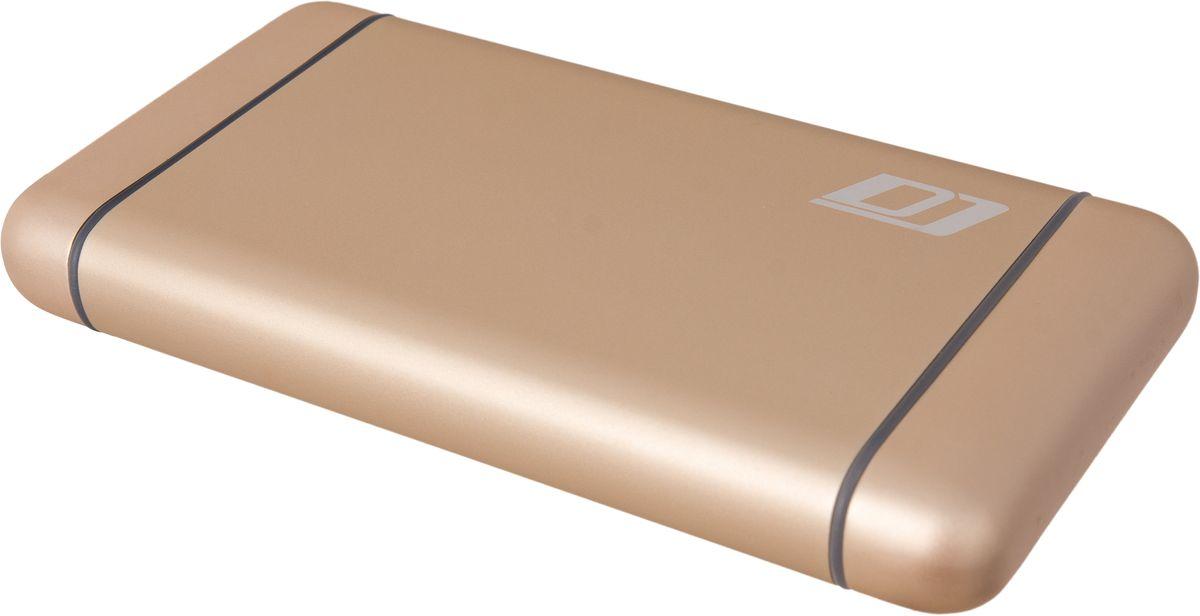 DigiCare Hydra MA10, Gold внешний аккумулятор (10000 мАч)