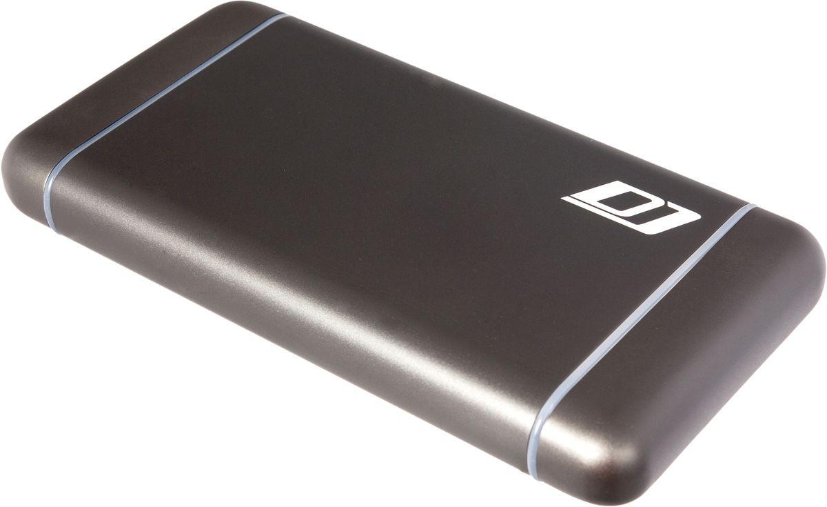 Фото - DigiCare Hydra MA10, Grey внешний аккумулятор (10000 мАч) внешний аккумулятор для портативных устройств hiper circle 500 blue circle500blue