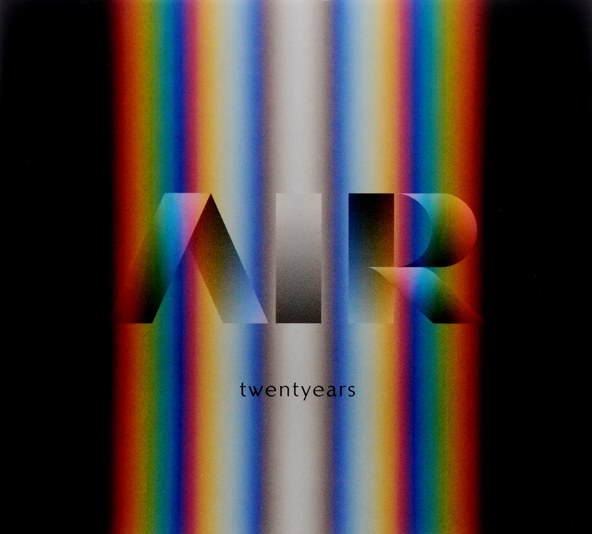 Air. Twentyears (2 CD)