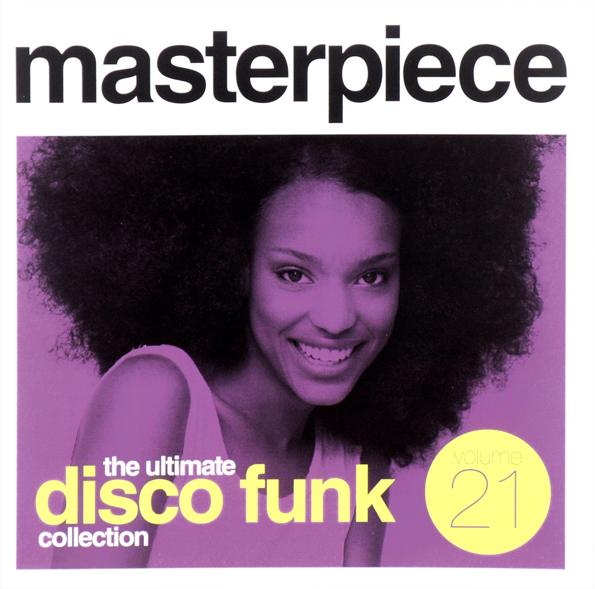 Masterpiece. The Ultimate Disco Funk Collection. Volume 21