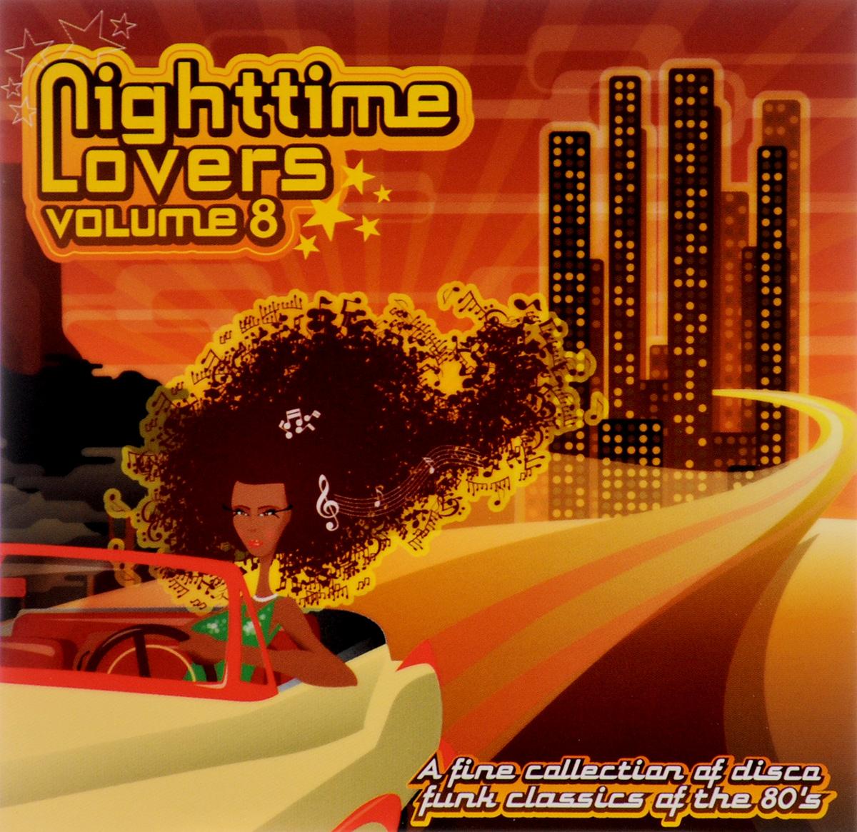 Nighttime Lovers. Volume 8