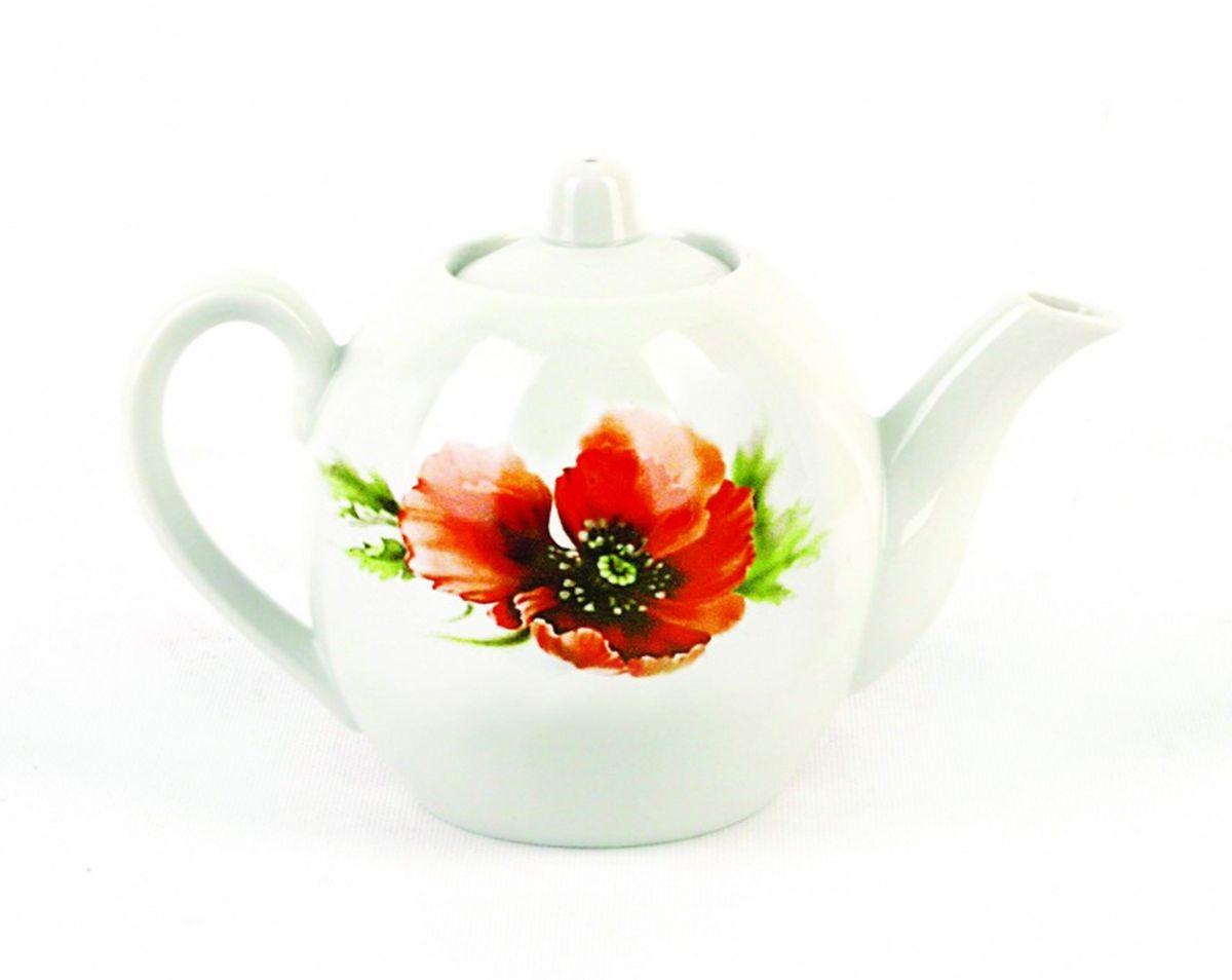 Чайник заварочный Фарфор Вербилок Маков цвет. 16507601650760Для того чтобы насладиться чайной церемонией, требуется не только знание ритуала и чай высшего сорта. Необходим прекрасный заварочный чайник, который может быть как центральной фигурой фарфорового сервиза, так и самостоятельным, отдельным предметом. От его формы и качества фарфора зависит аромат и вкус приготовленного напитка. Именно такие предметы формируют в доме атмосферу истинного уюта, тепла и гармонии. Можно ли сравнить пакетик с чаем или растворимый кофе с заварными вариантами этих напитков, которые нужно готовить самим? Каждый их почитатель ответит, что если применить кофейник или заварочный чайник, то можно ощутить более богатый, ароматный вкус этих замечательных напитков.