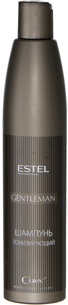 Estel Curex Gentleman Шампунь тонизирующий 300 мл estel deluxe шампунь для волос интенсивное очищение 300 мл