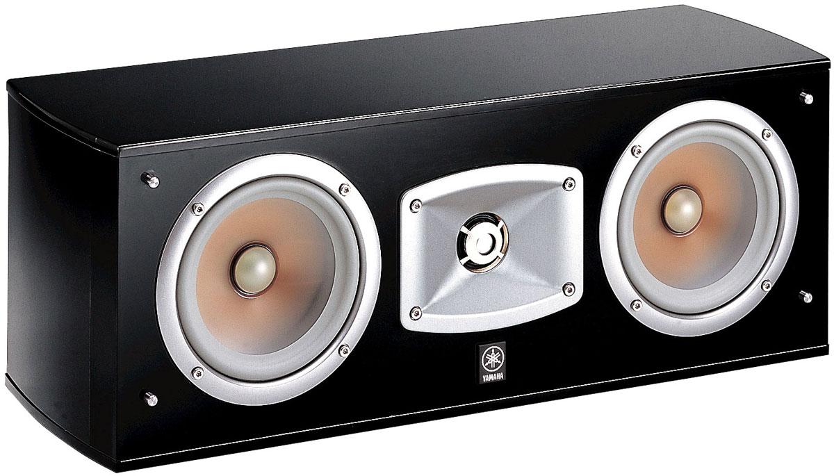 Yamaha NS-C444, Black акустическая система