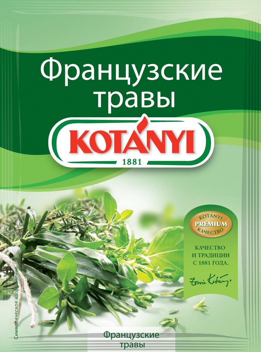 Kotanyi Французские травы, 17 г смесь аллергенов трав 1 где