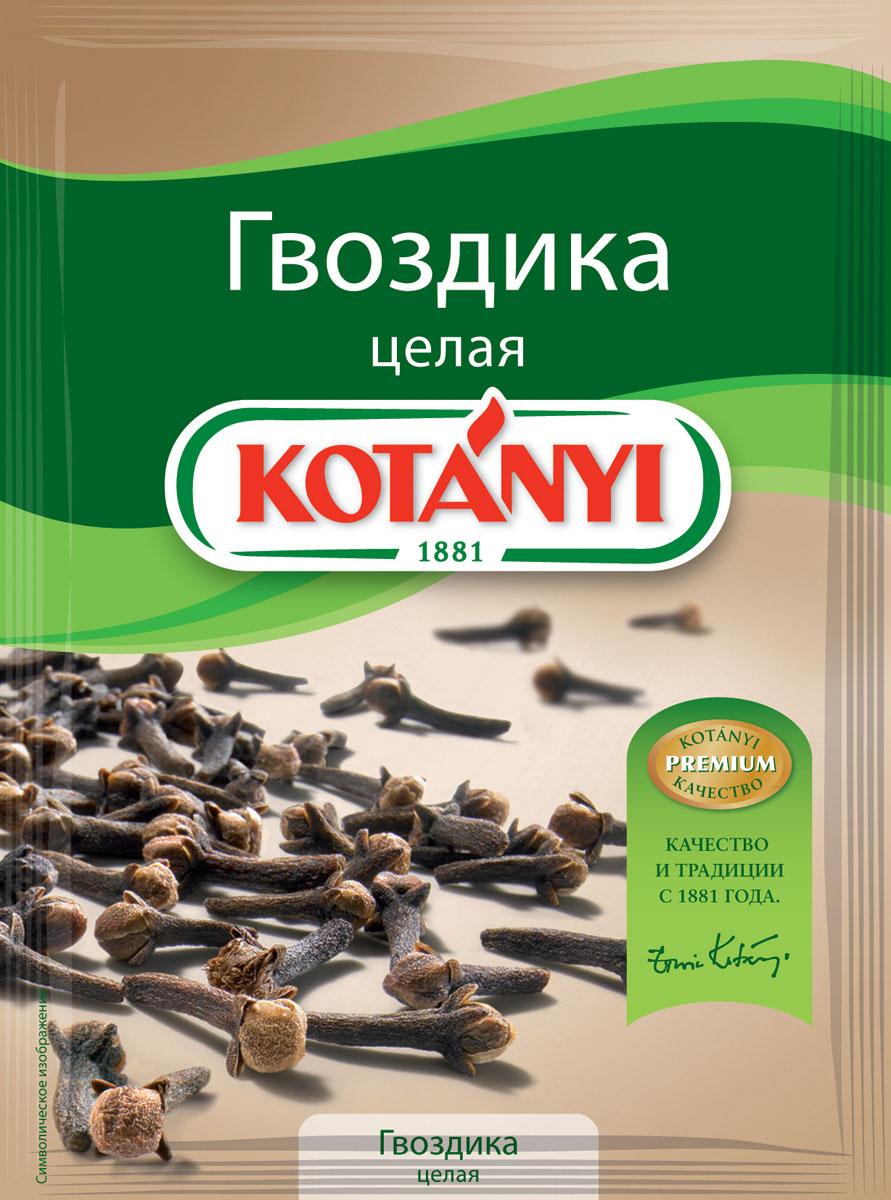 Kotanyi Гвоздика целая, 18 г серьги гвоздики лукас золотые серьги с бриллиантами e01 d pl 33882b1