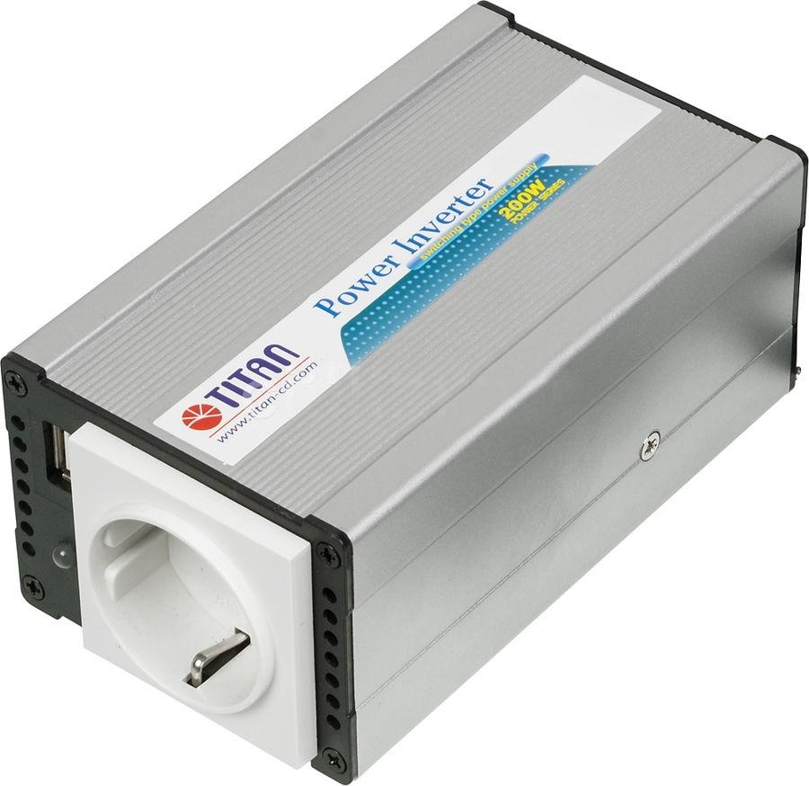 Автоинвертор Titan TP-200E5TP-200E5Портативный адаптер питания компании Titan является идеальным устройством питания для DVD-плееров, мобильных телефонов, ноутбуков и многих других электронных приборов . Адаптирован к большинству типов электронной техники.Многоуровневая защита, в том числе от перегрева, скачков напряжения и перегрузки, обеспечивает безопасность эксплуатации. Несомненно, Titan - Ваш лучший друг в мире систем электропитания!