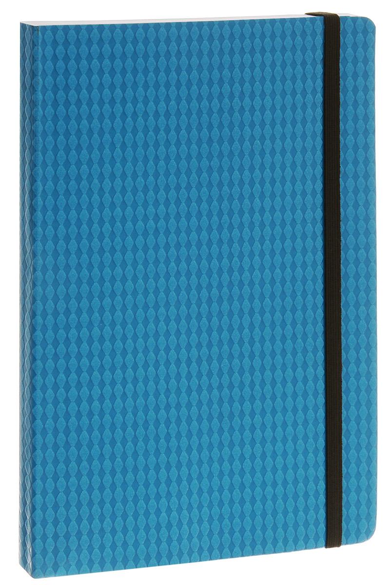 Erich Krause Тетрадь Study Up 120 листов в клетку цвет бирюзовый формат B539500Тетрадь Erich Krause Study Up подойдет как школьнику, так и студенту.Внутренний блок состоит из 120 склеенных листов формата B5. Стандартная линовка в серую клетку без полей. Гибкая плотная обложка с закругленными уголками надежно защитит от влаги и поможет сохранить аккуратный внешний вид тетради. Фиксирующая резинка обеспечит сохранность тетрадки. Тетрадь Erich Krause Study Up займет достойное место среди ваших канцелярских принадлежностей.