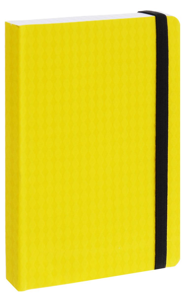 Erich Krause Тетрадь Study Up 120 листов в клетку цвет желтый формат A639483Тетрадь Erich Krause Study Up подойдет как школьнику, так и студенту.Внутренний блок состоит из 120 склеенных листов формата A6. Стандартная линовка в серую клетку без полей. Гибкая плотная обложка с закругленными уголками надежно защитит от влаги и поможет сохранить аккуратный внешний вид тетради. Фиксирующая резинка обеспечит сохранность тетрадки. Тетрадь Erich Krause Study Up займет достойное место среди ваших канцелярских принадлежностей.