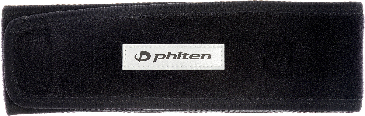 Суппорт для спины Phiten Sport, цвет: черный, длина 85 смAP200060Суппорт для спины Phiten Sport отлично помогает, разгружая поясницу при беге, при занятии фитнесом или другим видом спорта. За счет усиления кровотока физическая нагрузка покажется вам легче. Жесткий ремень пропитан акватитаном и содержит микротитановые шарики по всей внутренней длине. Пояс обеспечивает компрессионный и фиксирующий эффект в области поясницы при физических нагрузках и беге. Избавит от боли и напряжения. Стимулирует процессы восстановления тканей, поможет скорее перенести период реабилитации после травм спины.Изделие крепится при помощи двух липучек.Такой пояс - наилучший подарок для профессионального спортсмена или спортсмена-любителя, который не только облегчает физические нагрузки в процессе упражнений, но и позже помогает снять напряжение с мышц.Длина: 85 см. Ширина: 6,5 см.