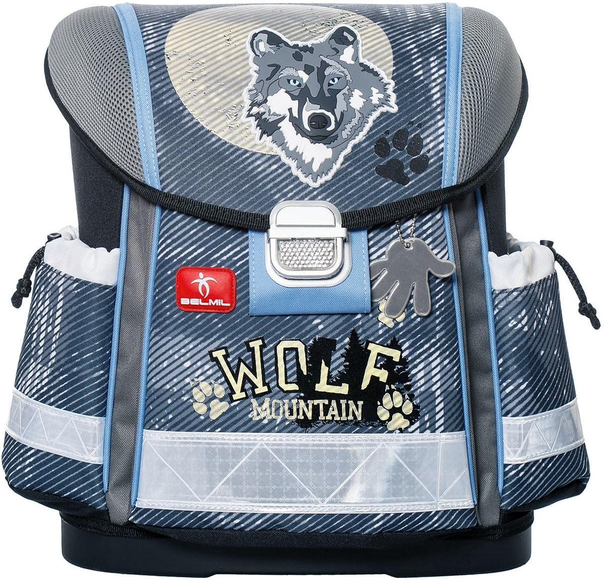 Belmil Ранец школьный Wolf все цены