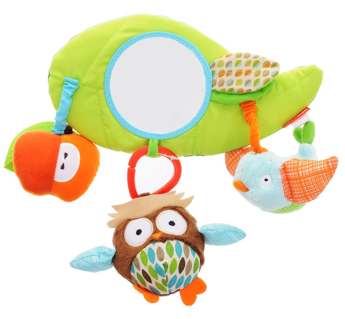 Skip Hop Развивающая игрушка-подвеска на коляску Друзья б у коляску геоби катарина на авито