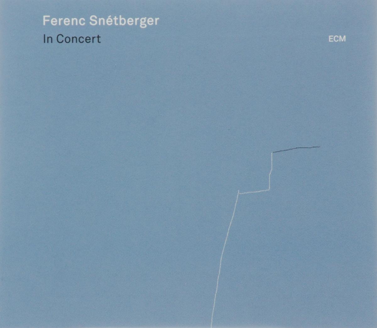Ференк Снэтберг Ferenc Snetberger. In Concert