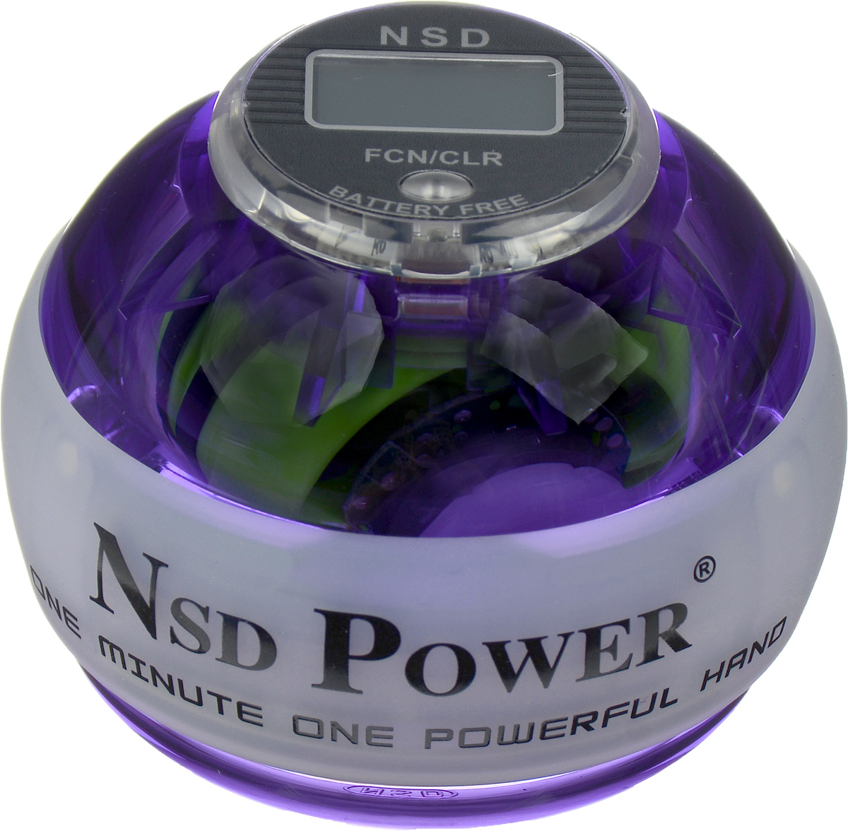 Тренажер кистевой NSD Power Powerball Autostart Multi Light Pro