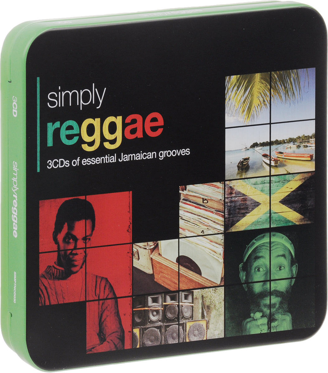 Simply. Reggae (3 CD)