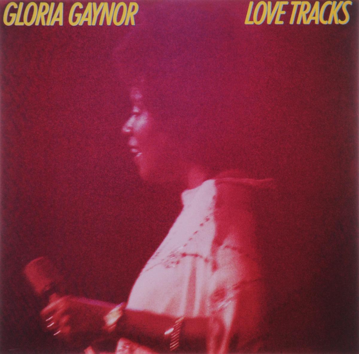 Глория Гейнор Gloria Gaynor. Love Tracks комбинезон с рисунком глория джинс bcv000170 gloria jeans