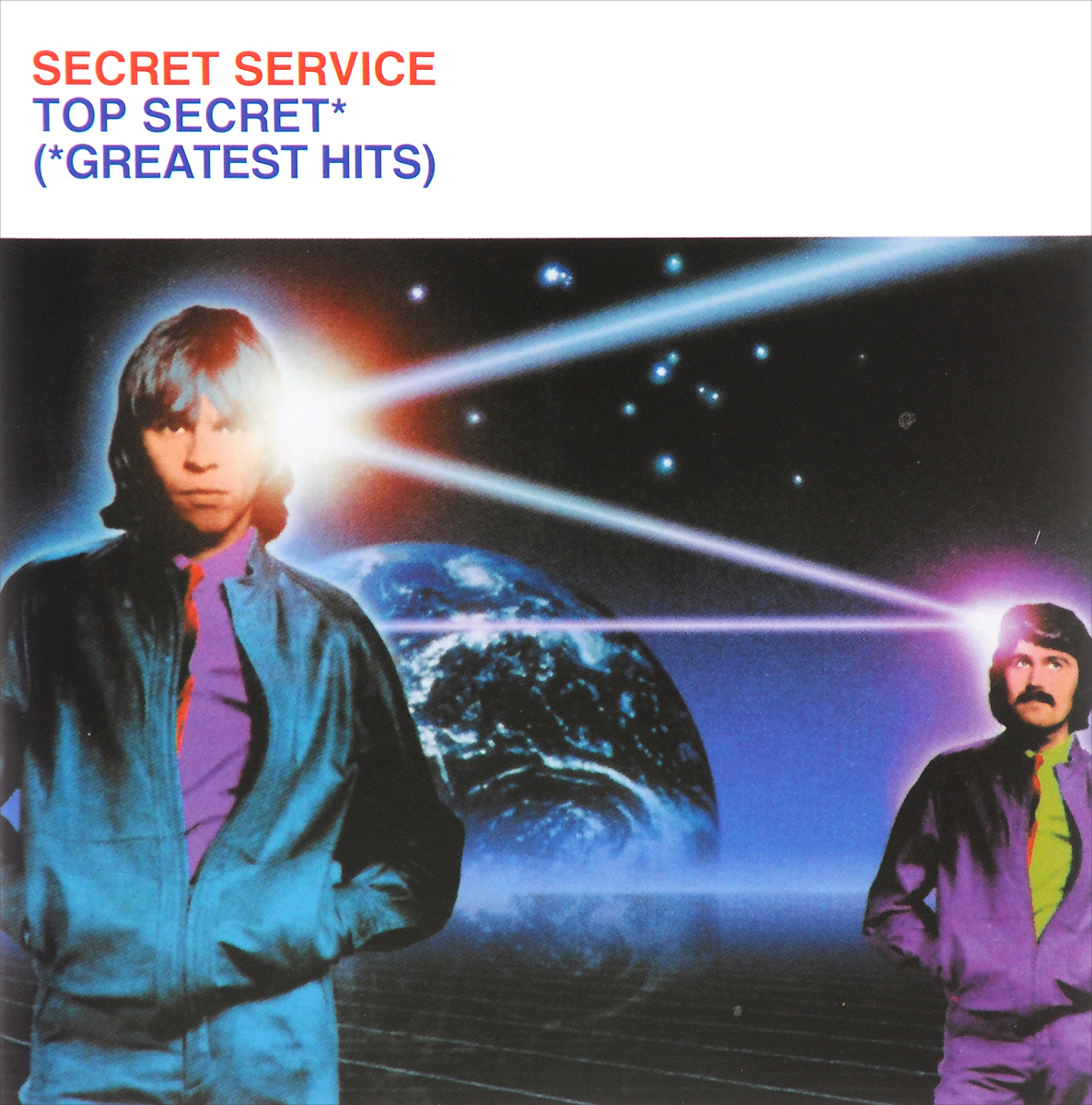 Secret Service. Top Secret. Greatest Hits (CD)