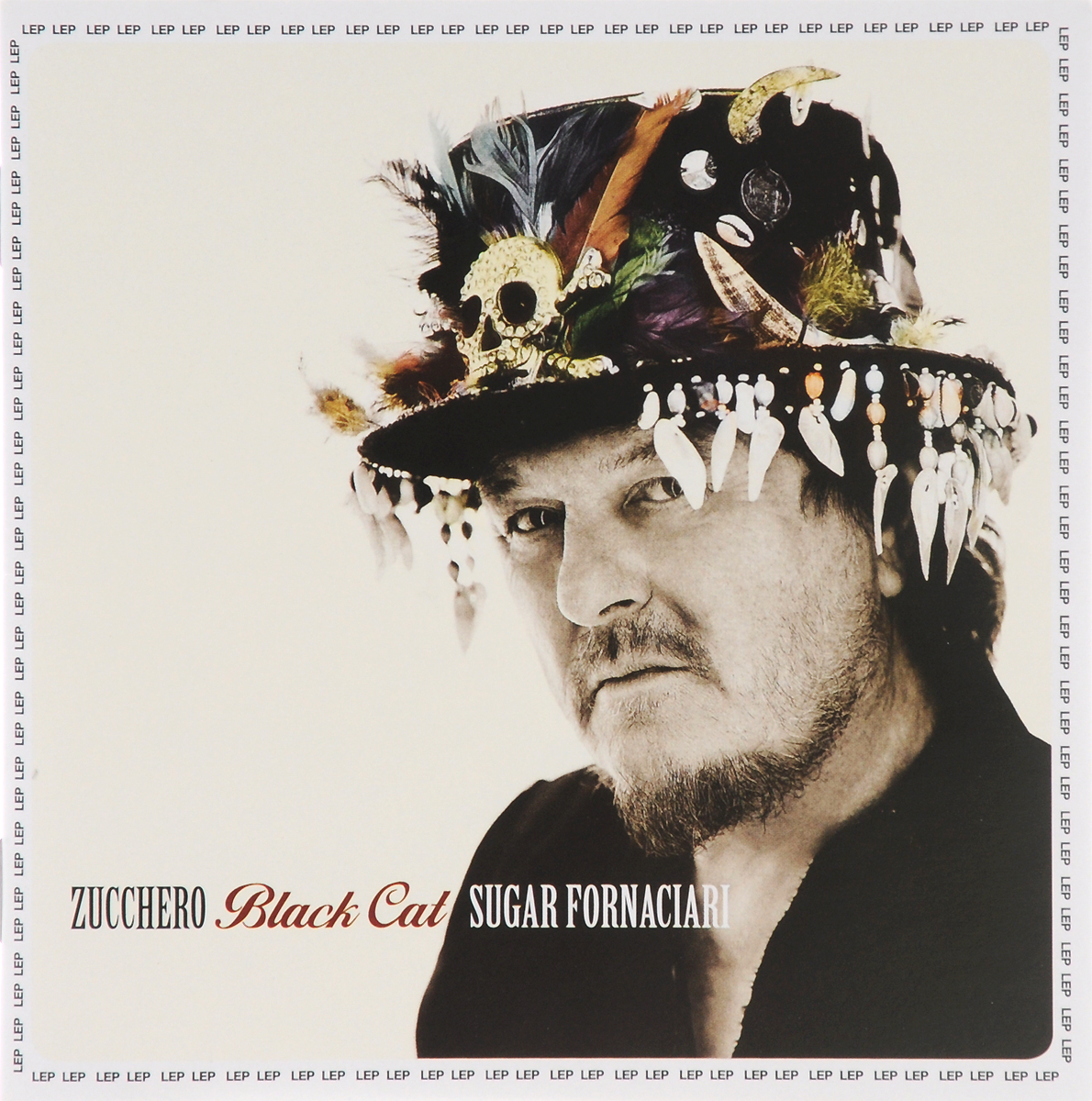 Zucchero. Black Cat. Sugar Fornaciari