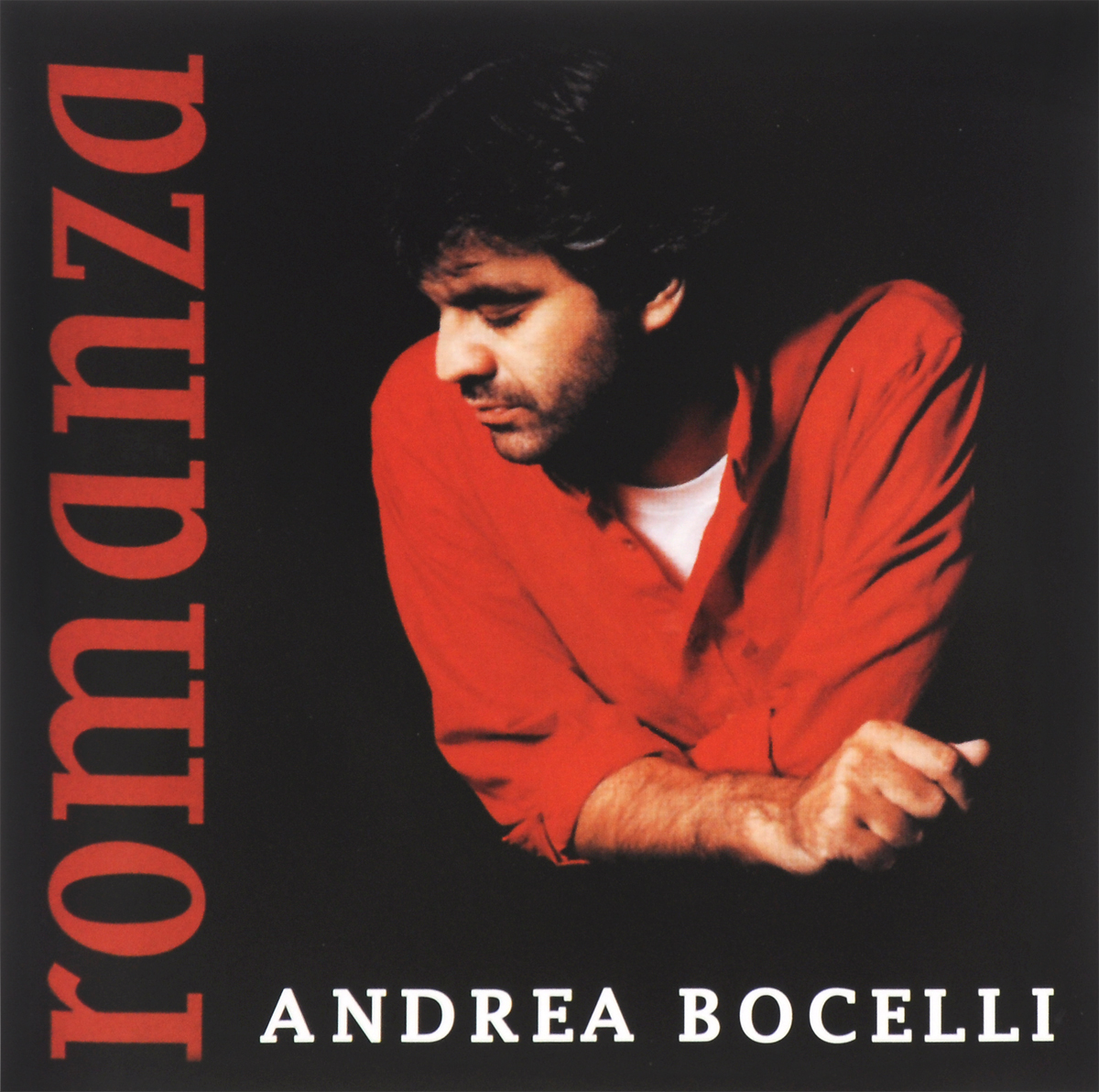 Андреа Бочелли Andrea Bocelli. Romanza андреа бочелли andrea bocelli the complete pop albums 16 cd