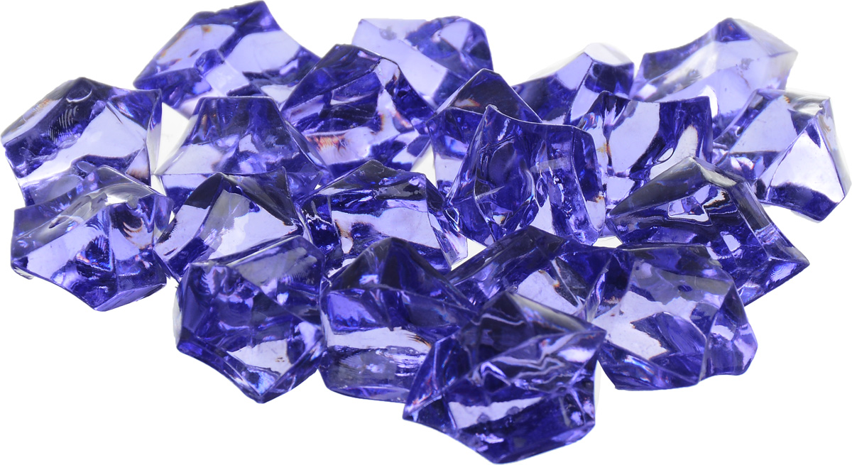 Набор декоративных кристаллов Большие камни, цвет: сиреневый, 70 г. 824-012824-012_сиреневыйНабор декоративных кристаллов Большие камни, выполненный из пластика, замечательно подойдет для украшения вашего дома. Его можно использовать для декора интерьера, а также как наполнитель для декоративных ваз. Декоративные кристаллы создают чувство уюта и улучшают настроение.Размер кристалла: 3 х 2 х 2 см.
