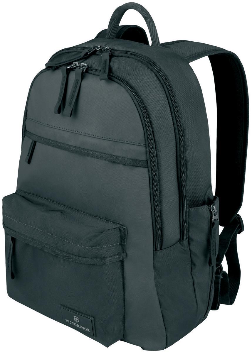 Рюкзак Victorinox Altmont 3.0. Standard Backpack, 20 л, цвет: черный. 32388401 + ПОДАРОК: нож-брелок Escort рюкзаки victorinox рюкзак altmont 3 0 laptop backpack 15 6 versatek 25 л