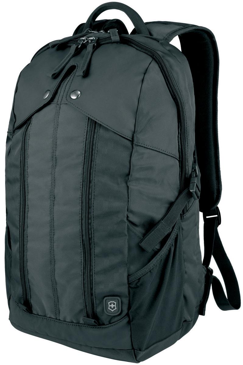 Рюкзак Victorinox Altmont 3.0 Slimline, 27 л, цвет: черный. 32389001 + ПОДАРОК: нож-брелок Escort