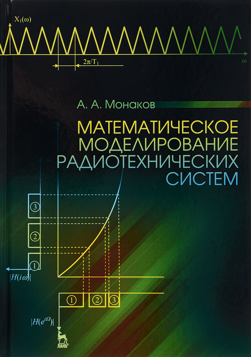 А. А. Монаков Математическое моделирование радиотехнических систем. Учебное пособие techlink pr130swlo белый светлый дуб