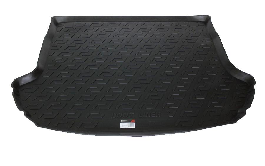 Коврик автомобильный L.Locker для Nissan Murano II (Z51) (08-), в багажник0105140101Коврики L.Locker производятся индивидуально для каждой модели автомобиля из современного и экологически чистого материала, точно повторяют геометрию пола автомобиля, имеют высокий борт от 4 см до 6 см, обладают повышенной износоустойчивостью, антискользящими свойствами, лишены резкого запаха, сохраняют свои потребительские свойства в широком диапазоне температур (от -50°С до +80°С).