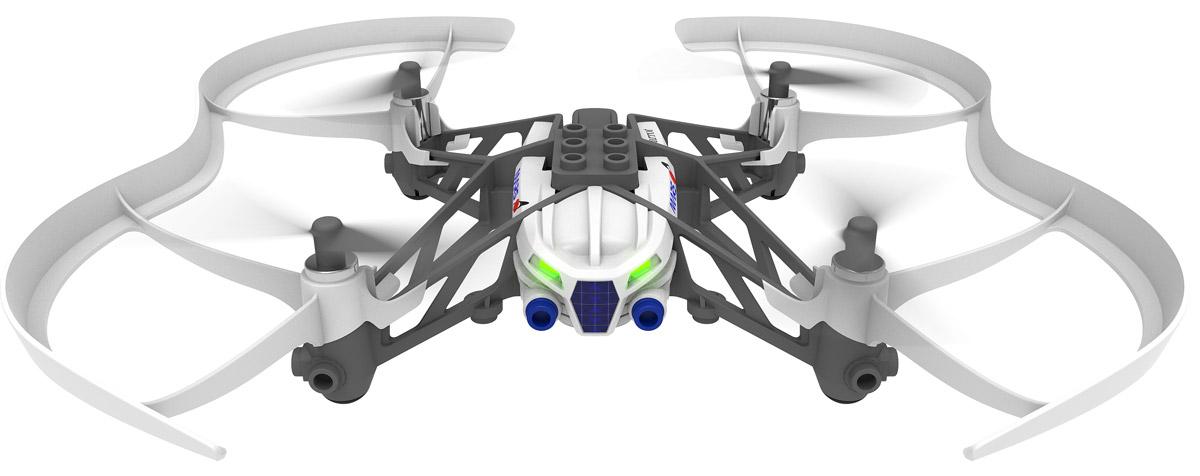 Parrot Квадрокоптер на радиоуправлении Minidrone Airborne Cargo Mars